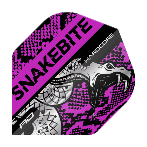 Red Dragon Hardcore Snakebite Snake Purple  Flights