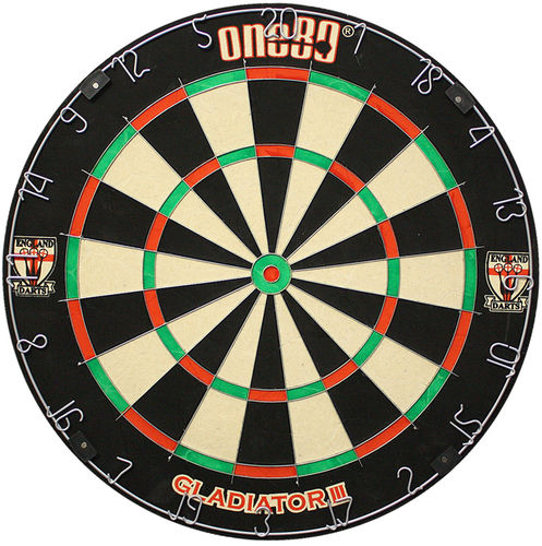 One80 Gladiator III Dartboard
