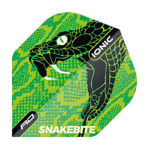 Red Dragon Hardcore  Snakebite Green Head  Flights