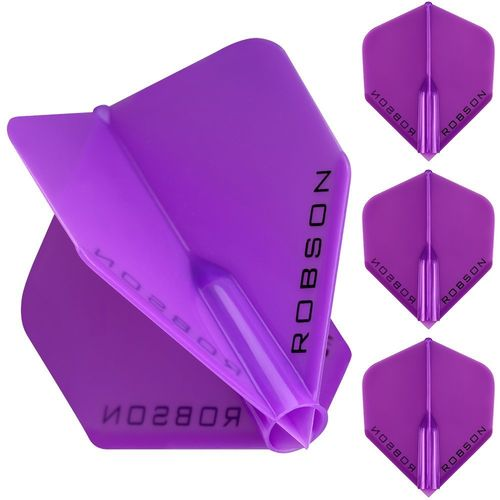 Bull´s Robson Plus Flights Violet