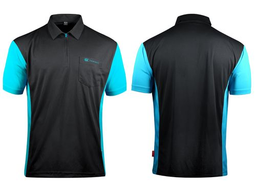 Target Cool Play 3 Blue  Dartshirt Personalisiert