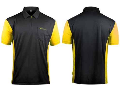 Target Cool Play 3 Yellow  Dartshirt Personalisiert
