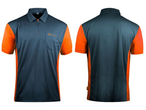 Target Cool Play 3 Orange  Dartshirt Personalisiert