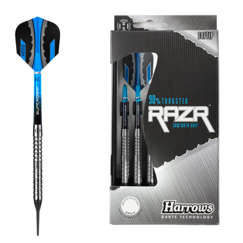 Harrows Razr Parallel 90 % Softdarts 18 g