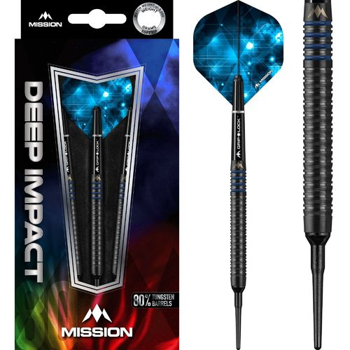 Mission Deep Inpact M4 Softdarts 19 g