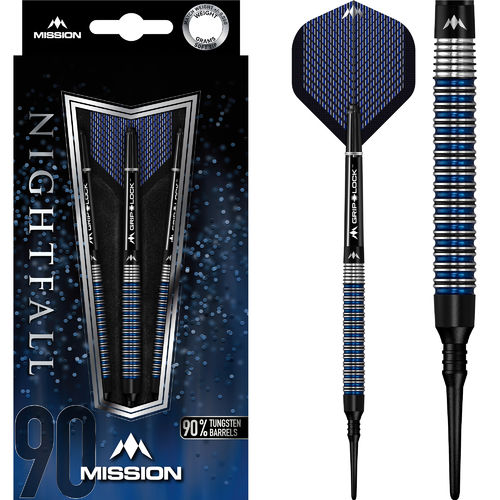 Mission Nightfall M2 Softdarts 19 g