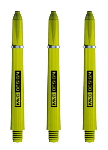Winmau MVG Design Grip Shafts 46mm